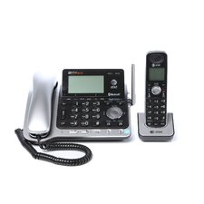 Two-Line Dect 6.0 Phone System