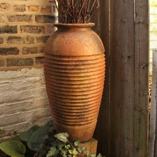 Mediterranean Round Urn Planter