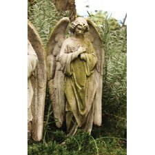 <strong>OrlandiStatuary</strong> Angels Prayer of Angel Cross Hands Statue