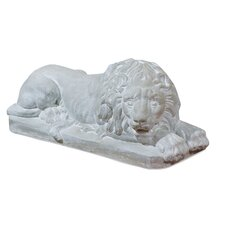 Animals Awakened Lion Statue