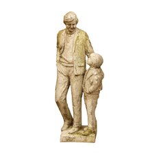 <strong>OrlandiStatuary</strong> Children Man to Man Outdoor Statue