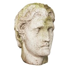 <strong>OrlandiStatuary</strong> Alexander the Great Head Statue