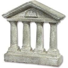 Roman Two Column Statue