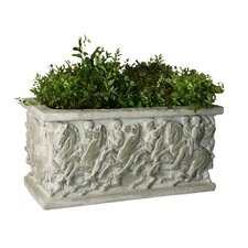 Planter Rectangular Parthenon Pot