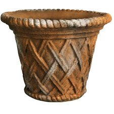 Large Lattice Pot Planter