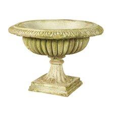 Low Round Urn Planter