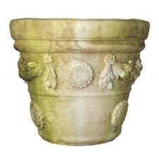 Boboli Garden Round Urn Planter