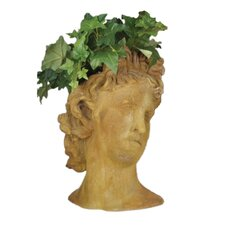 <strong>OrlandiStatuary</strong> Apollo Head Planter