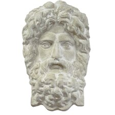 Poseidon Mask Wall Decor
