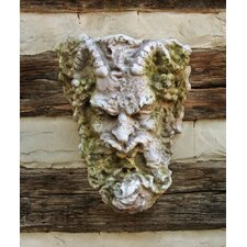 <strong>OrlandiStatuary</strong> Man of Seasons Planter Wall Decor