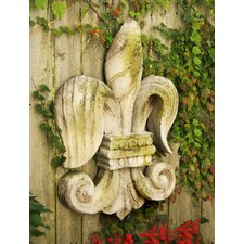 Fleur De Lis of Old Wall Decor