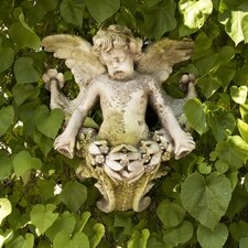 <strong>OrlandiStatuary</strong> Angel Gliding Looking Right Wall Decor