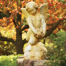 Angels Rose Giver Statue