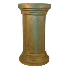 Hex Column Pedestal