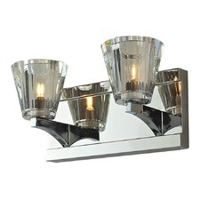 Scintillio 2 Light Bath Vanity Light