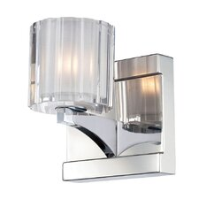 Tiara 1 Light Bath Vanity