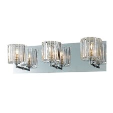 Sprocket 3 Light Bath Vanity Light