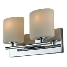 Chelsea 2 Light Bath Vanity Light