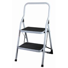 2 Tread Folding Step Ladder