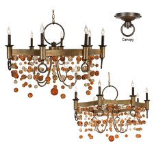 <strong>Van Teal</strong> Legacy Kingdom 12 Light Chandelier