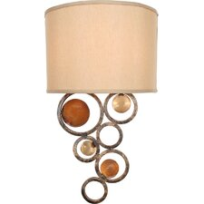 <strong>Van Teal</strong> Free Wheeling Fun Wheels 2 Light Wall Sconce