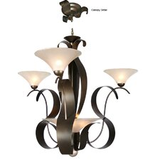 <strong>Van Teal</strong> You Will Remember Grand Palace 3 Light Chandelier