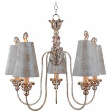Remi 5 Light Chandelier