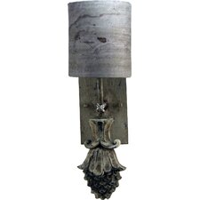 1 Light Spring Wall Sconce