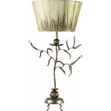 "Kristal 36"" H Table Lamp Empire Shade"
