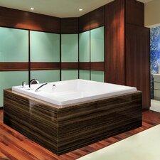 """Lacus 70"""" x 70"""" Bathtub"""