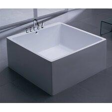 PureScape 324 Freestanding Acrylic Bathtub