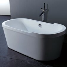 "PureScape 71"" x 32"" Freestanding Acrylic Bathtub"