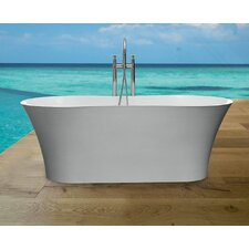 "<strong>Aquatica</strong> PureScape 64"" x 29"" Bathtub"
