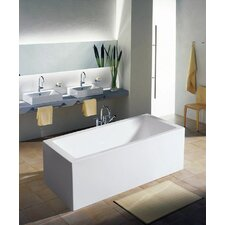 PureScape 323A Freestanding Acrylic Bathtub