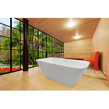 "<strong>Aquatica</strong> Arabella 69"" x 30"" Bathtub"