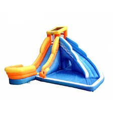 Fun Ship Inflatable Water Slides