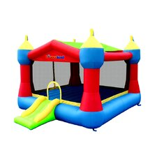 <strong>Bounceland</strong> Inflatable Party Castle Bounce House