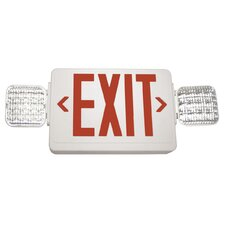Exitronix Exit/LED Emergency Combo Light