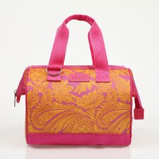 Insulated Fashion Style 34 Paisley Lunch Tote