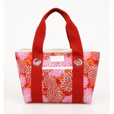 Insulated Fashion Style 11 Mums Lunch Tote