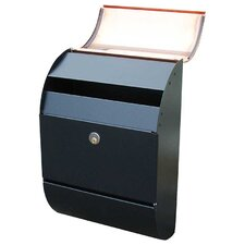 Allux 3000 Wall Mounted Mailbox