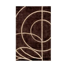 Ariel Brown Area Rug