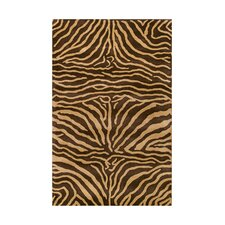 Ariel Brown/Gold Area Rug