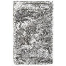 Crystal Multi White/Black Rug