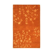 Florence Rust Area Rug
