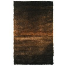 <strong>Noble House</strong> Jewel Black/Brown Rug