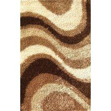 Pearl Woven Beige/Brown Area Rug