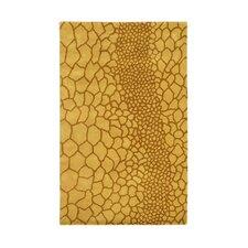 Safari Gold/Dark Gold Rug