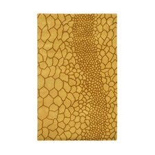 Safari Gold/Dark Gold Rug