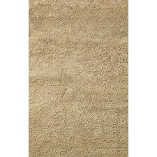 Eyeball Beige Area Rug
